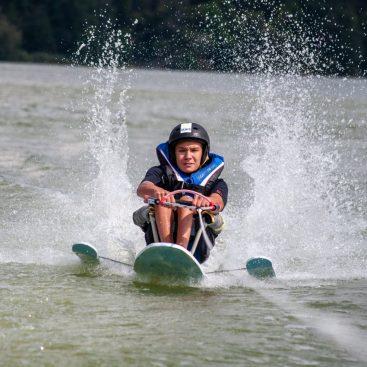 Sporty wodne osób niepełnosprawnych - H2O + Adrenalina Junior - Wągrowiec 2019