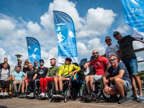 Ogólnopolskie Zawody Integracyjne w sportach wodnych osób z niepełnosprawnościami - 5-7 SIERPNIA 2021 - MARGONIN / WĄGROWIEC - Fundacja Aktywni Bez Barier