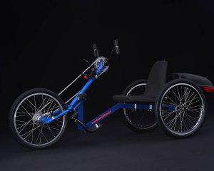 birdy junior - rower dla niepełnosprawnych