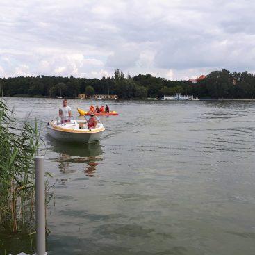 Sporty wodne osób niepełnosprawnych - H2O + Adrenalina Junior - Wągrowiec 2018