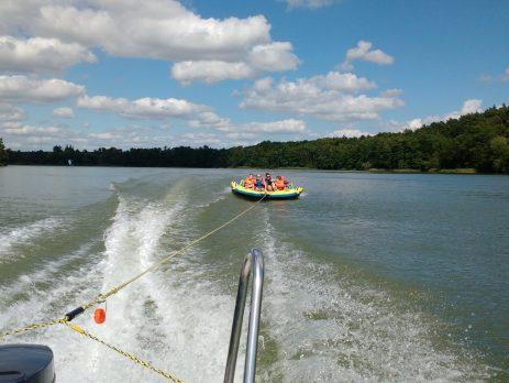 H2O + Adrenalina Junior - Obóz letni dla dzieci z niepełnosprawnością ruchową - Wągrowiec (Wielspin)