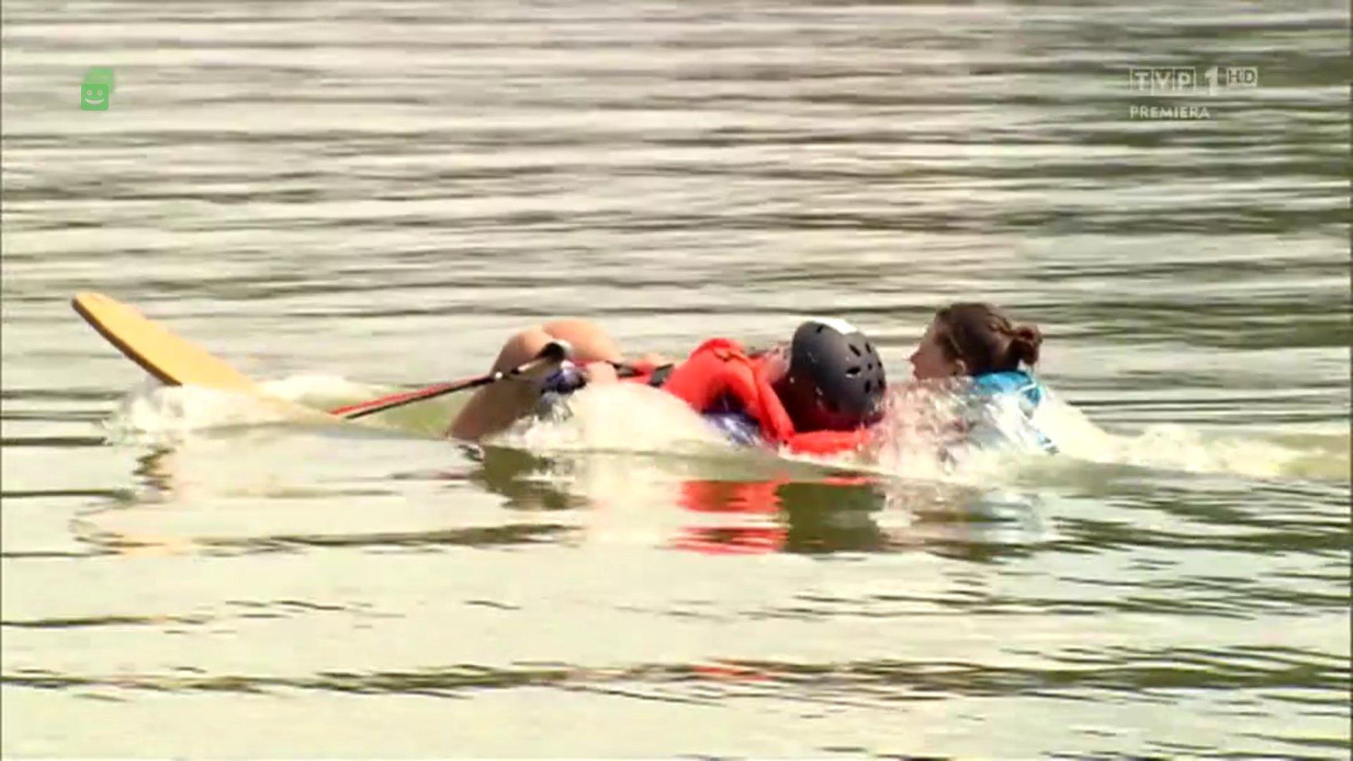 """Reportaż w programie """"Pełnosprawni"""" o obozie H2O+Adrenalina Junior zrealizowanym przez Fundację """"Aktywni bez barier"""""""
